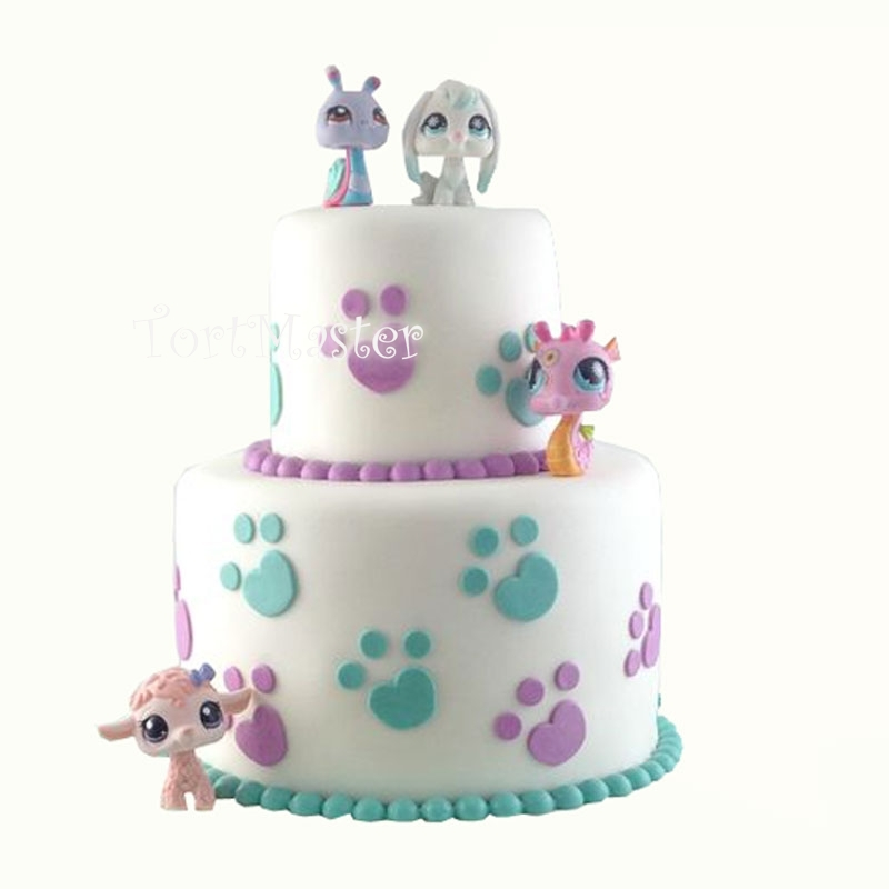 "Торт ""Littlest Pet Shop"""