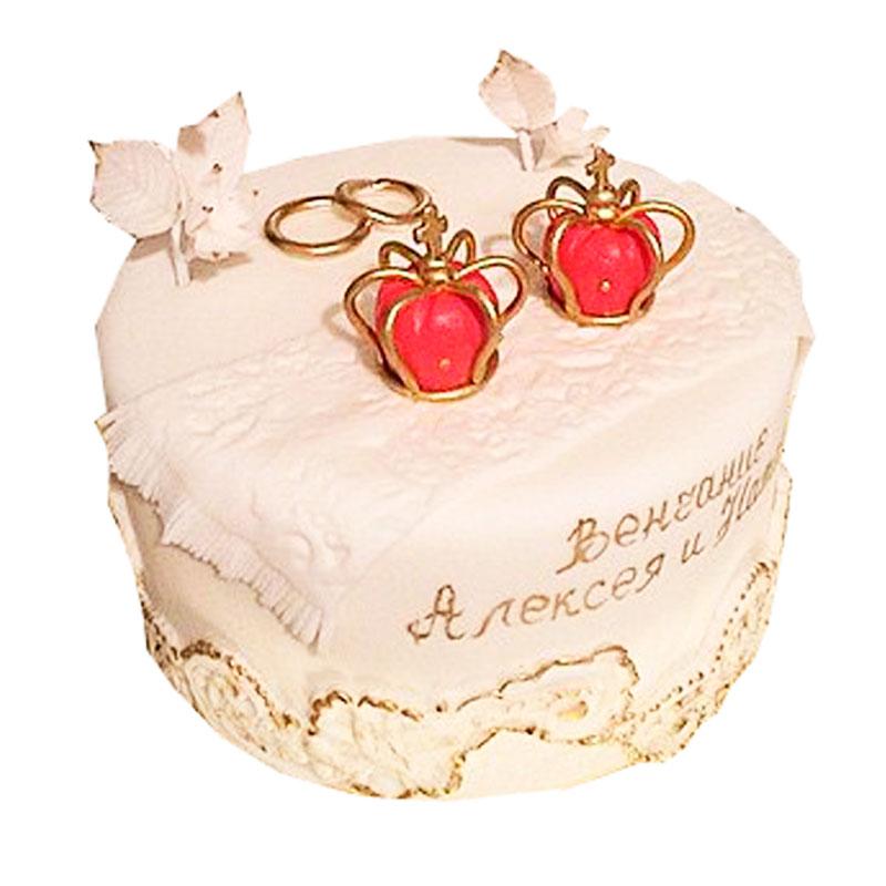 картинки тортов на венчание осенью начинается